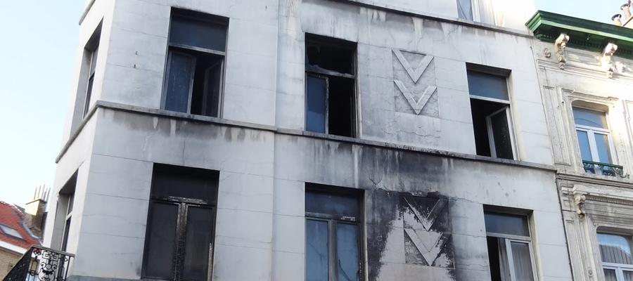 immeubles inoccupés
